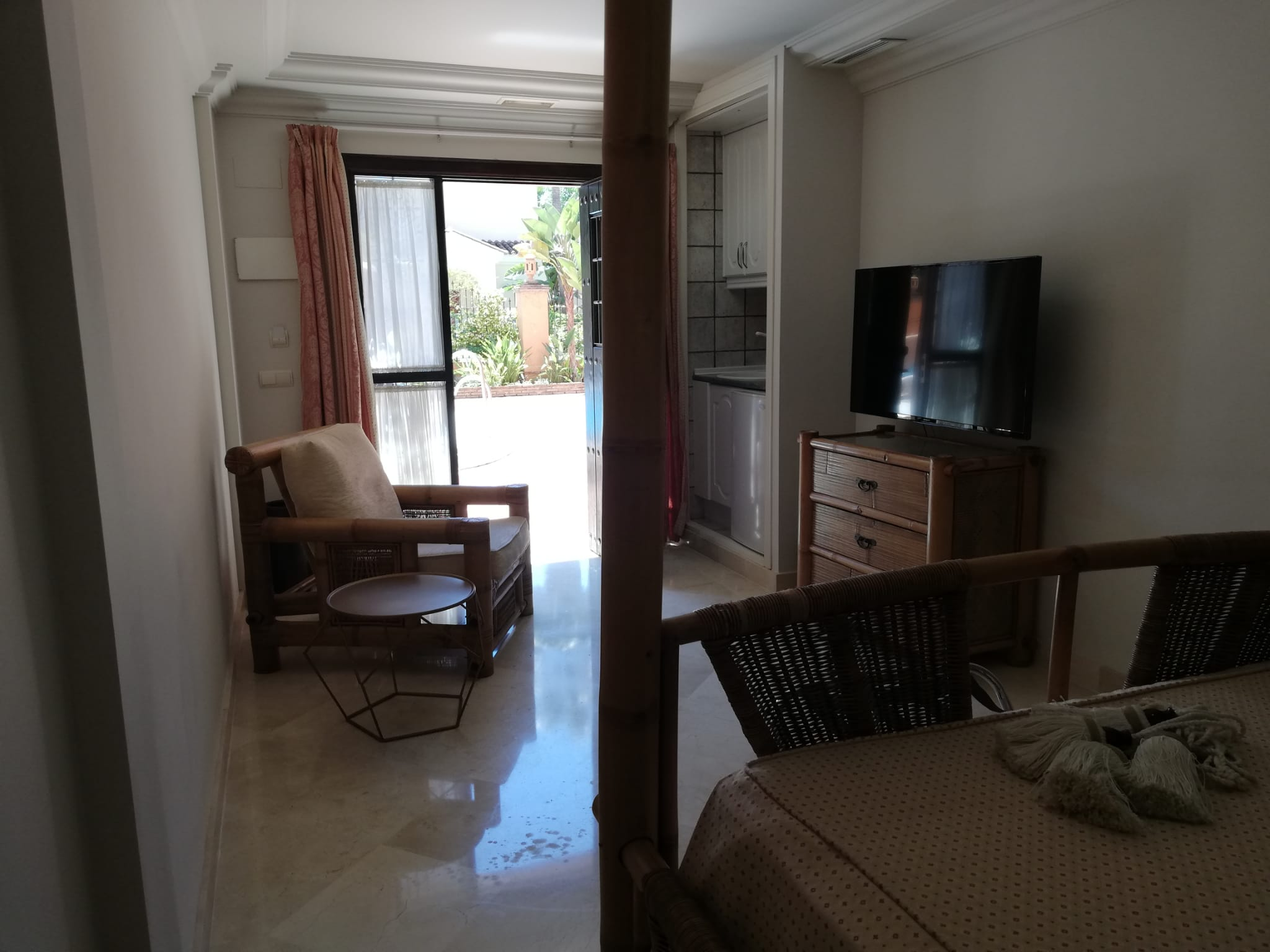 Studio for rent in Cancelada near the sea - mibgroup.es
