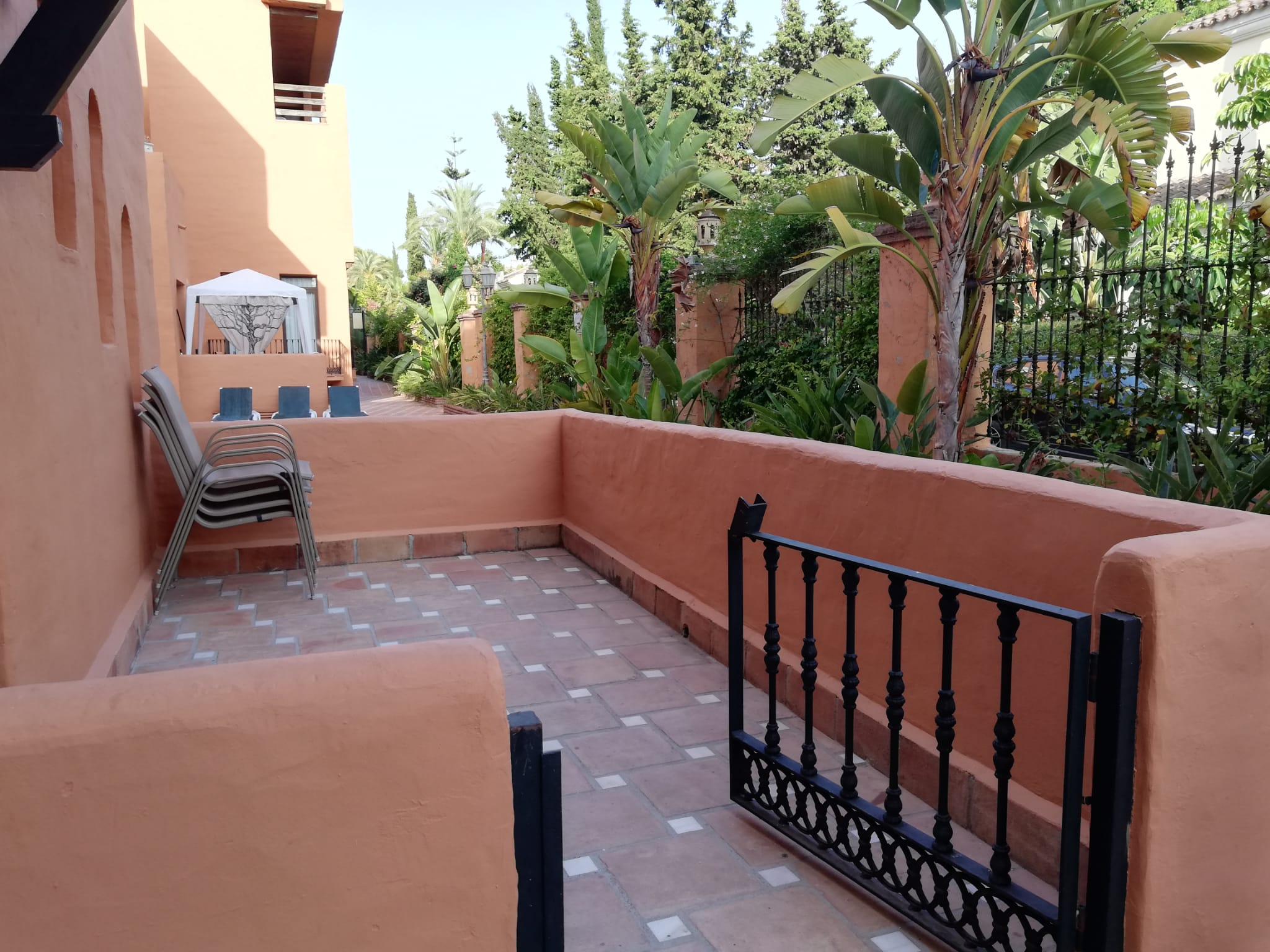 Studio in El Paraiso, Cancelada near the beach for rent - mibgroup.es