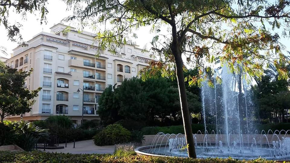 1 bedroom apartment for rent in Estepona near the central park - mibgroup.es