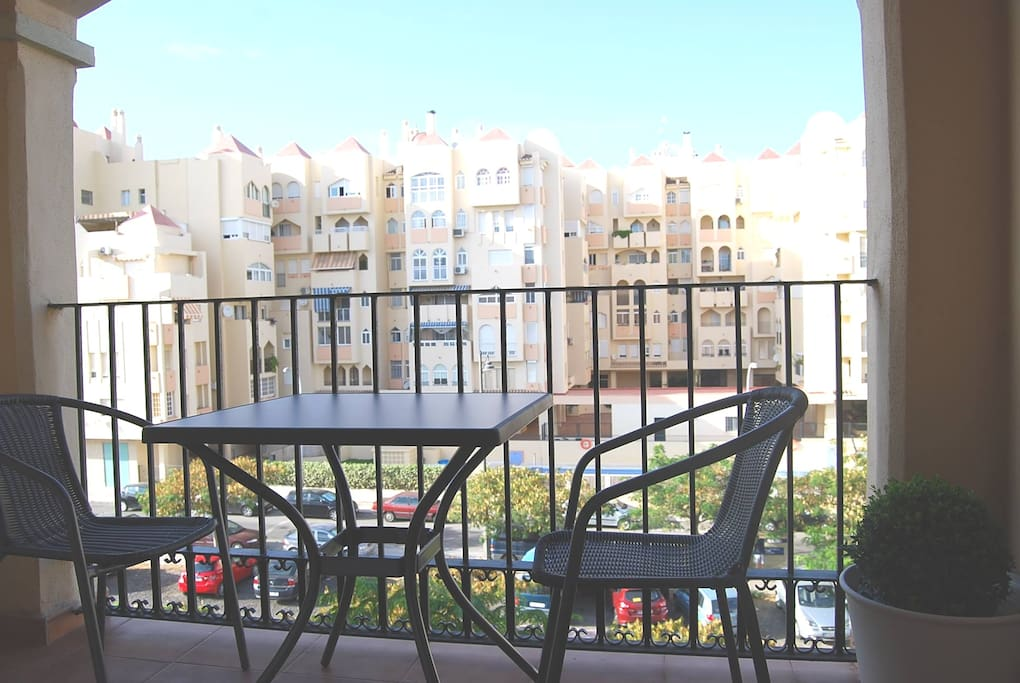 1 bedroom apartment for rent near the central park in Estepona - mibgroup.es