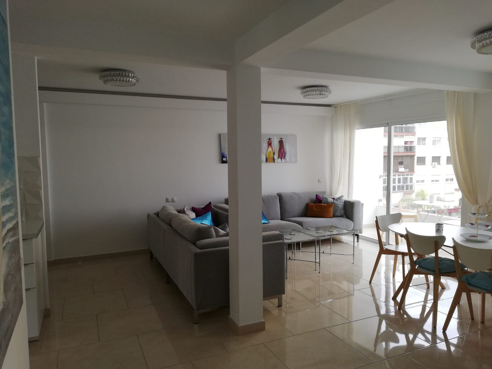 2 bedroom apartment for rent in Estepona near the beach - mibgroup.es