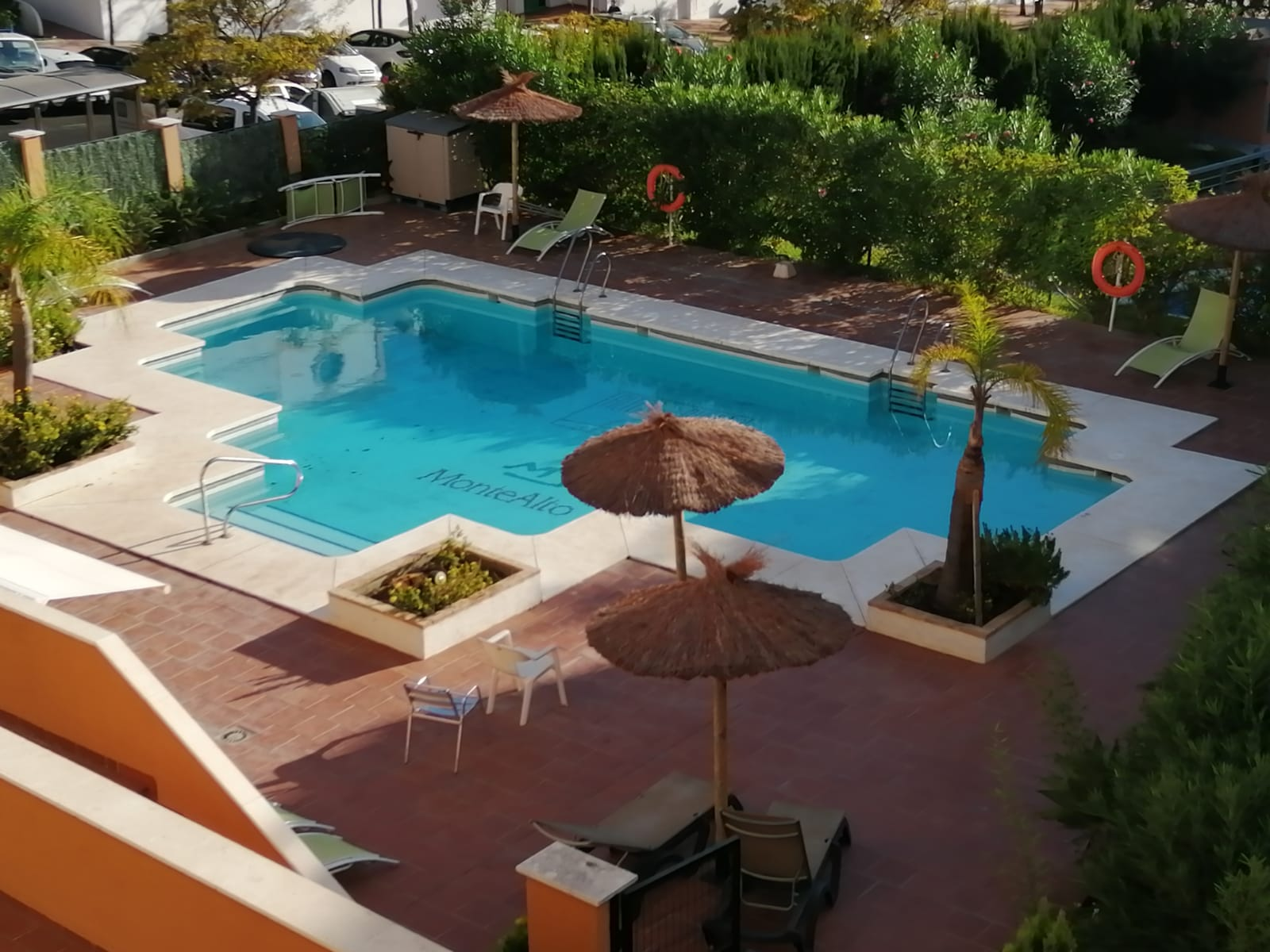 1 bedroom apartment for rent near the port of Estepona - mibgroup.es