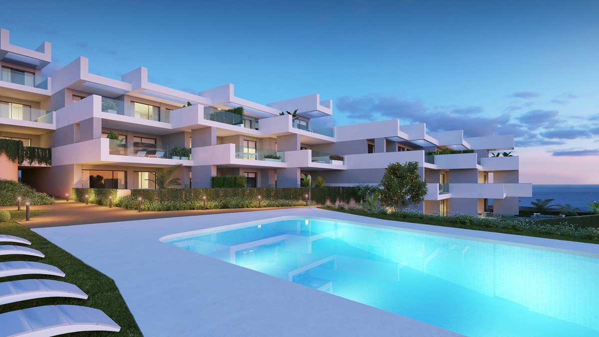 Two Bedroom apartment in Manilva Duquesa - mibgroup.es