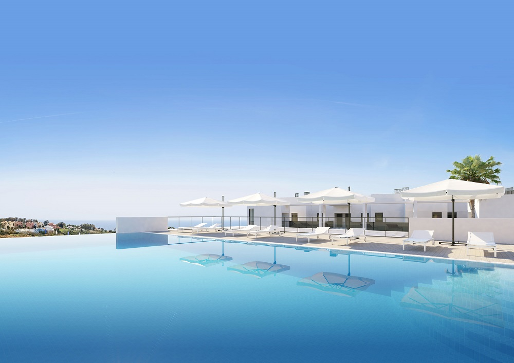 Two bedroom apartments in Mediterranean Manilva - thumb - mibgroup.es