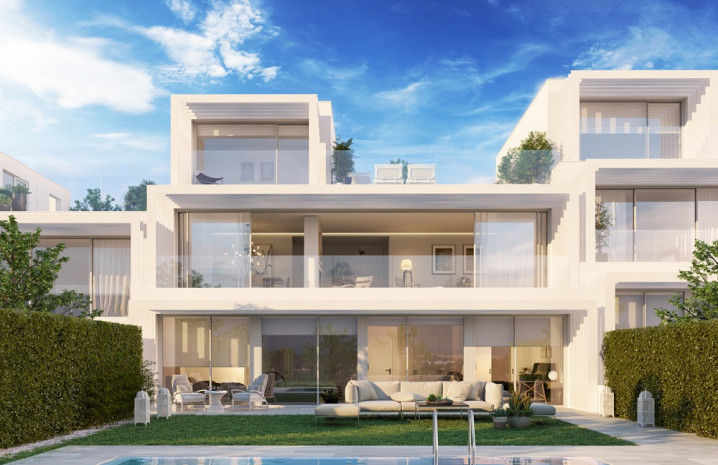 Three bedroom townhouse in Sotogrande 21 - mibgroup.es