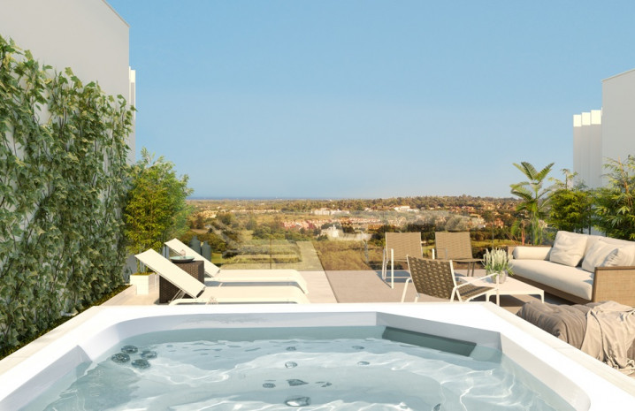Three bedroom townhouse in Sotogrande 18 - mibgroup.es