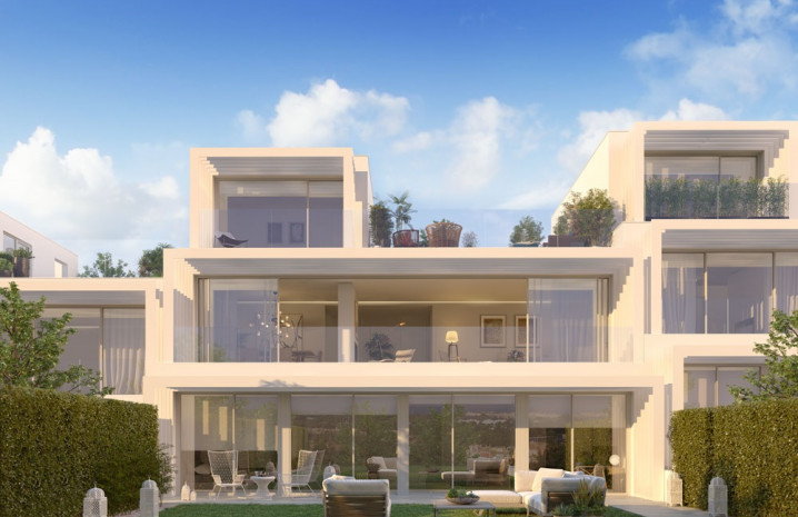 Three bedroom townhouse in Sotogrande 1 - mibgroup.es