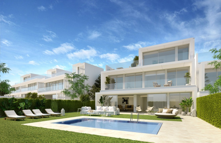 Three bedroom townhouse in Sotogrande 19 - mibgroup.es