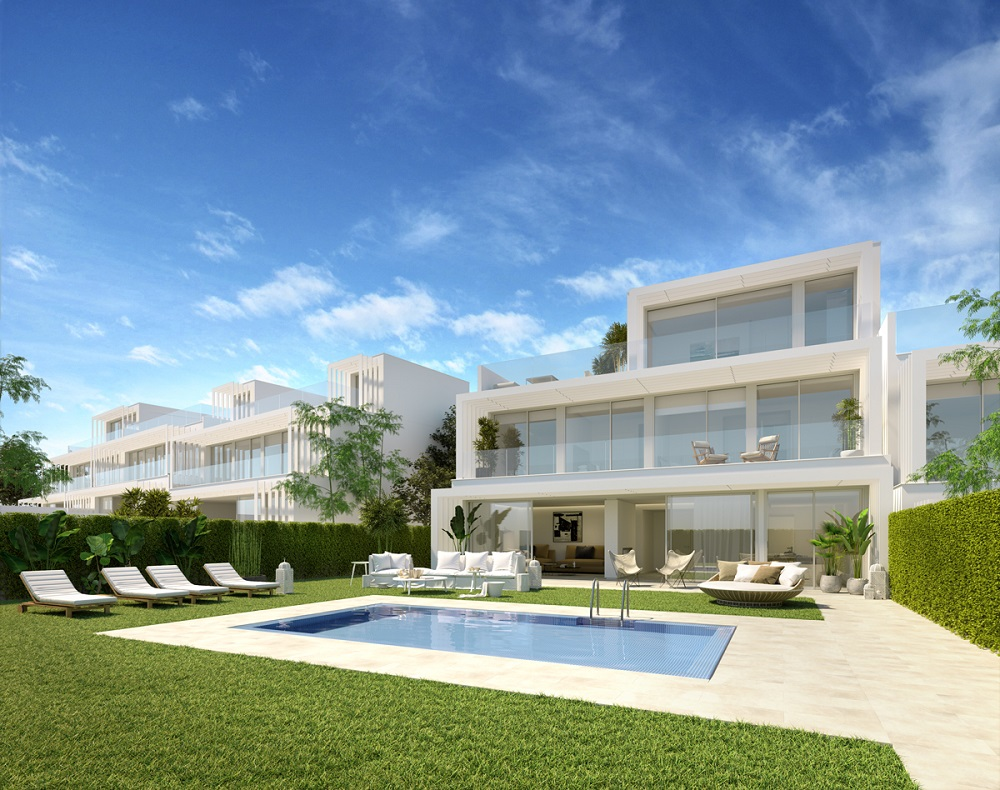 Three bedroom townhouse in Sotogrande - mibgroup.es