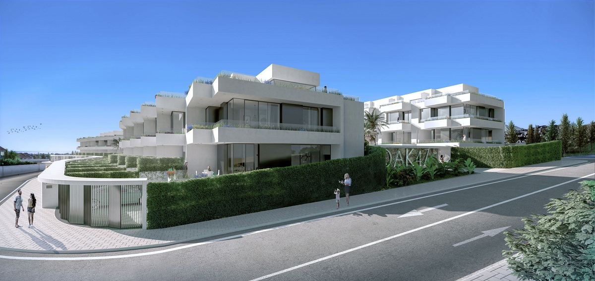 Three Bedroom Townhouse in Fuengirola - mibgroup.es