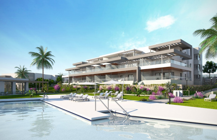 Two bedroom apartment in Estepona Golf Area 0 - mibgroup.es