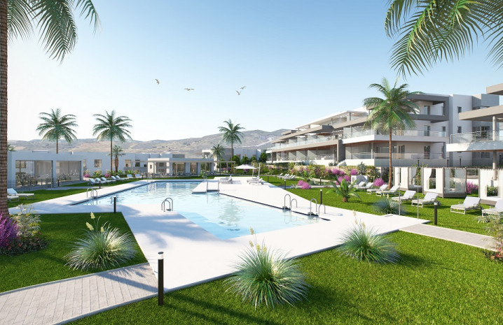 Two bedroom apartment in Estepona Golf Area 3 - mibgroup.es