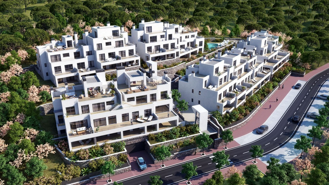 Two Bedroom Apartment in Marbella - mibgroup.es
