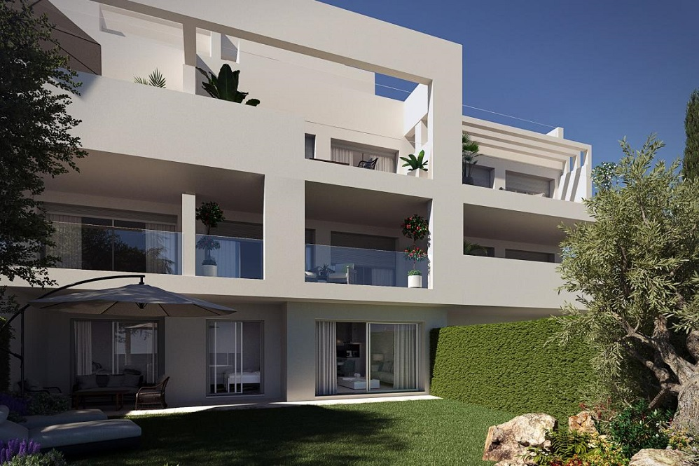 Two bedroom apartments in Estepona - mibgroup.es