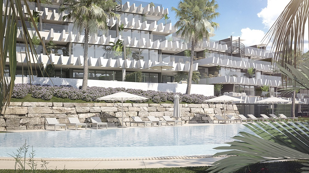 Two bedroom apartment in Estepona Guadalmansa - mibgroup.es