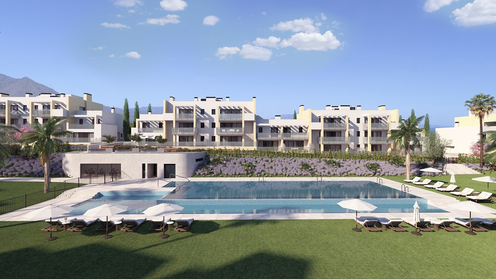 Two bedroom apartment in Casares - mibgroup.es