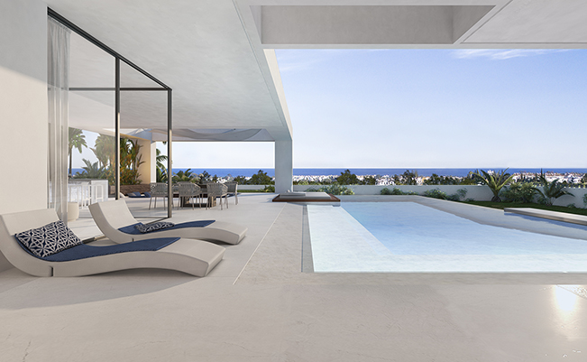 Villa in new Golden Mile - mibgroup.es