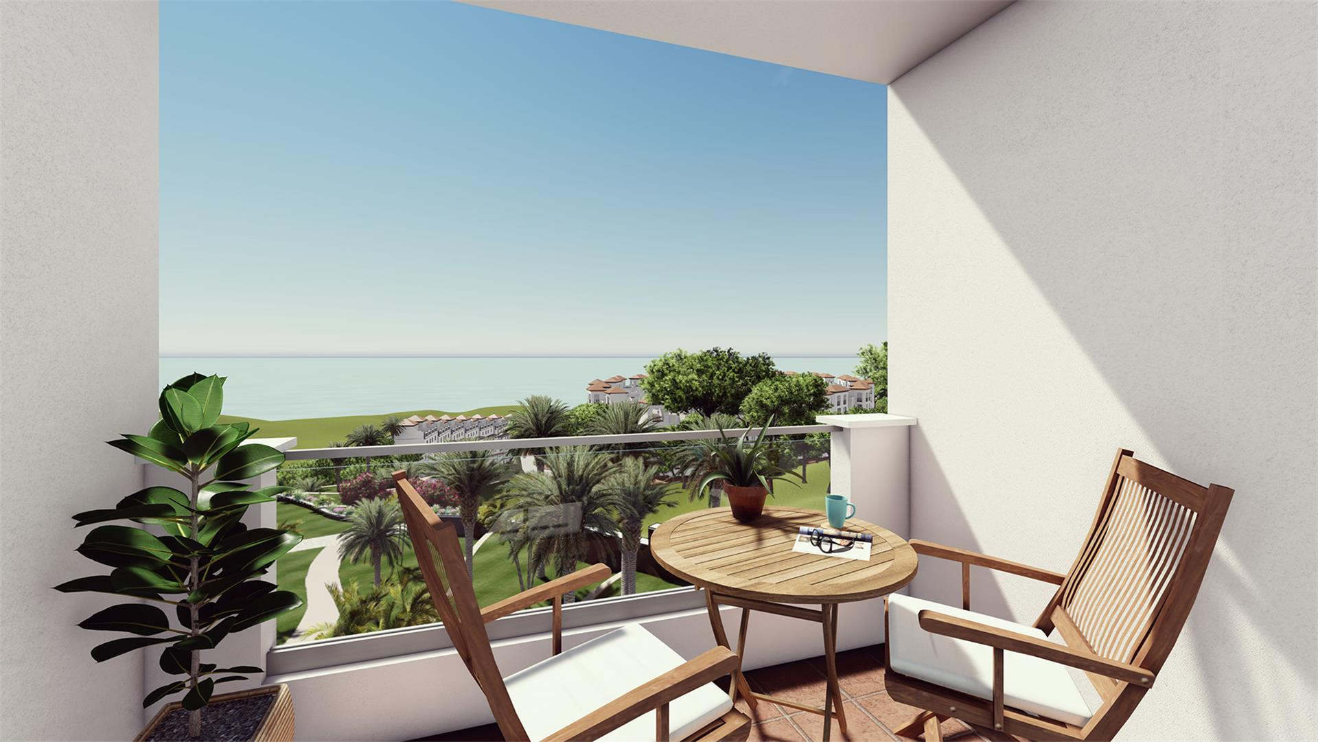 New 2 bedroom apartment in Costa del Sol at the incredible price - mibgroup.es