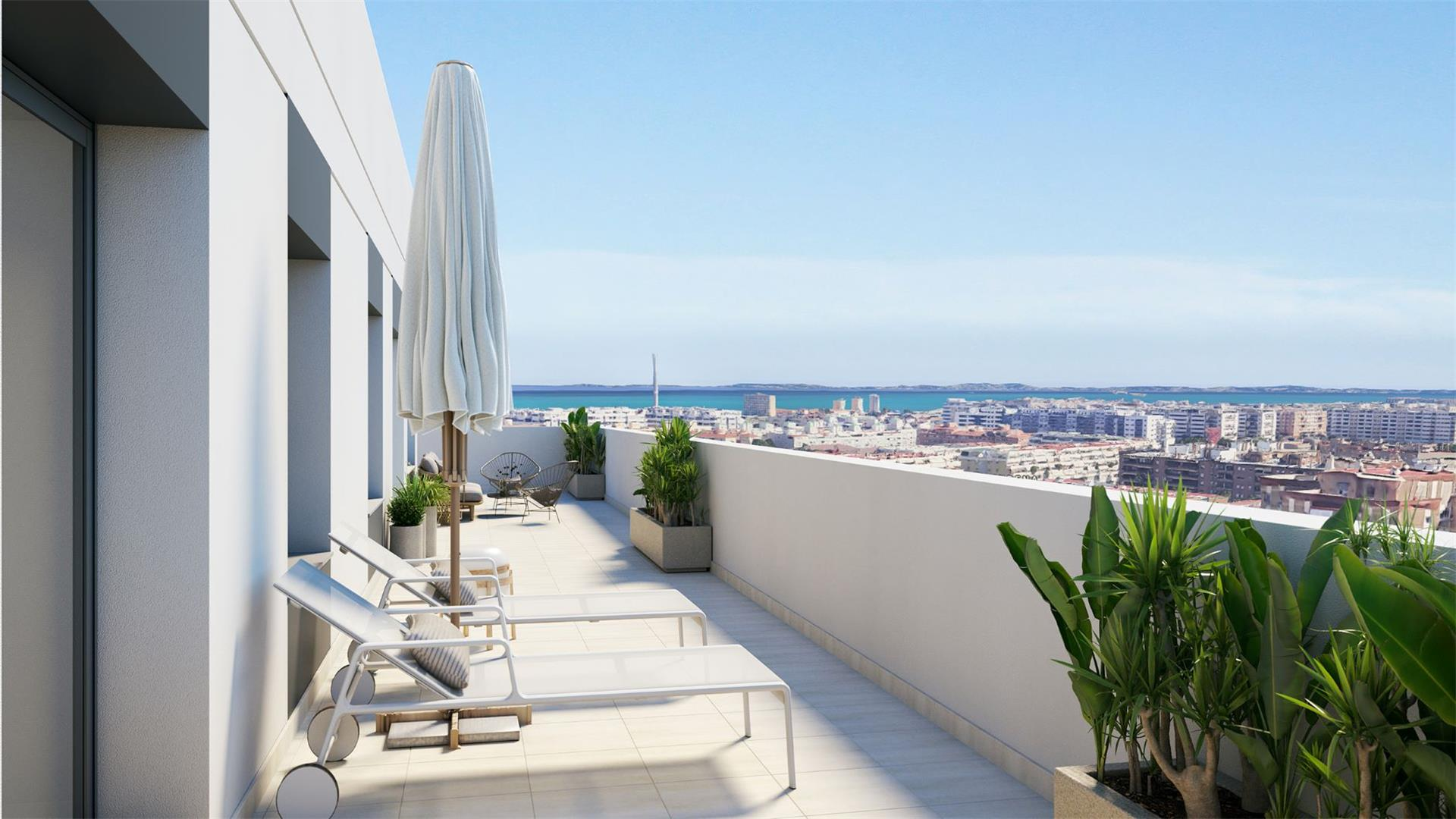 2 bedroom apartment in the center of Malaga - mibgroup.es